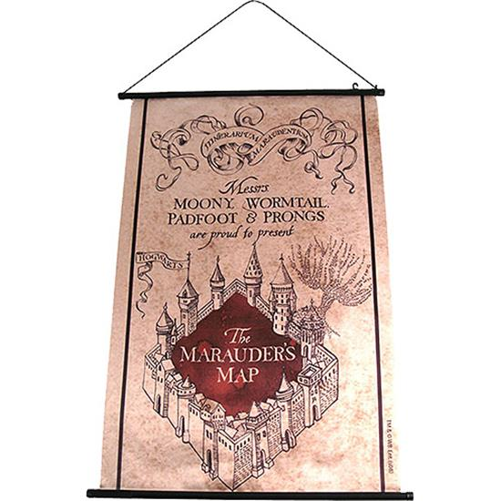 Harry Potter: Marauder´s Map Cover Scroll