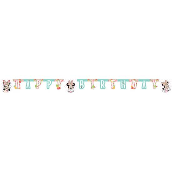 Disney: Minnie Mouse banner Happy birthday 2 meter