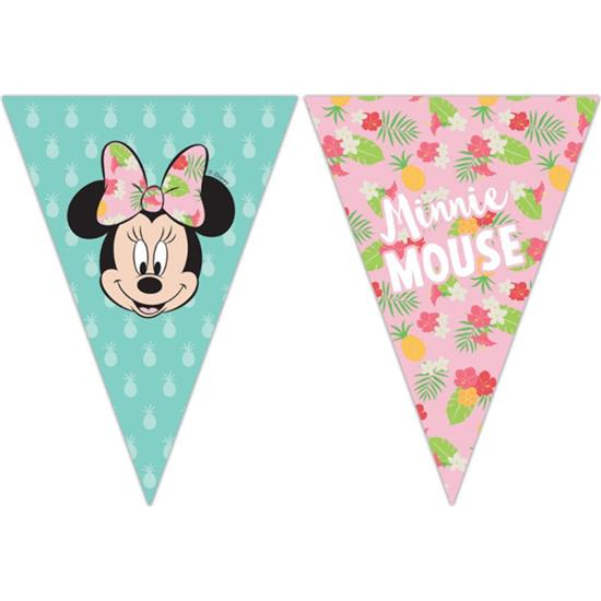 Disney: Minnie Mouse flagbanner 2,3 meter