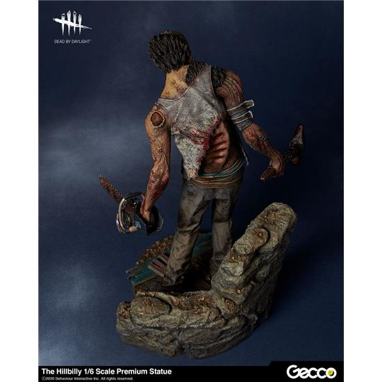 Dead By Daylight: The Hillbilly Statue 1/6 31 cm