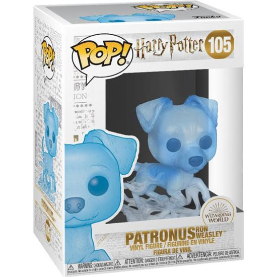 Harry Potter: Patronus Ron Weasley POP! Vinyl Figur (#105)