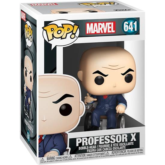 X-Men: Professor X X-Men 20th Anniversary POP! Marvel Vinyl Figur (#641)