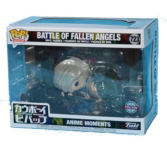 Cowboy Bebop: Battle of Fallen Angels Movie Moments Pop! Vinyl Figure 2-Pak