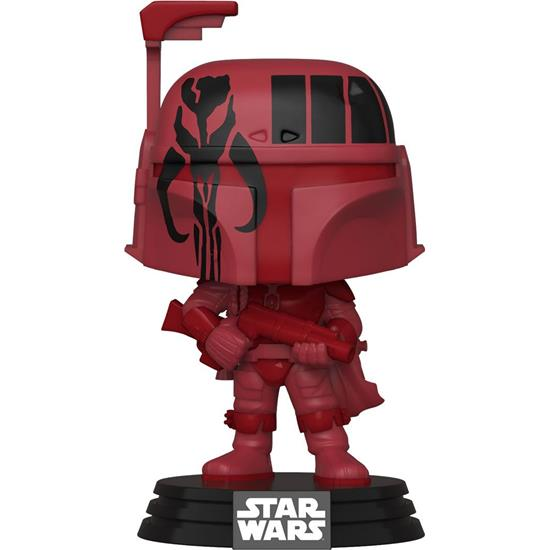 Star Wars: Boba Fett Convention Exclusive POP! Vinyl Figur (#297)