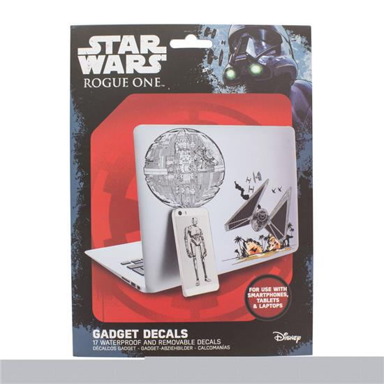 Star Wars: Rogue One Gadget Decals