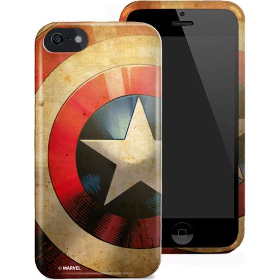Captain America: Captain America Shield Cover - Samsung S6 EDGE