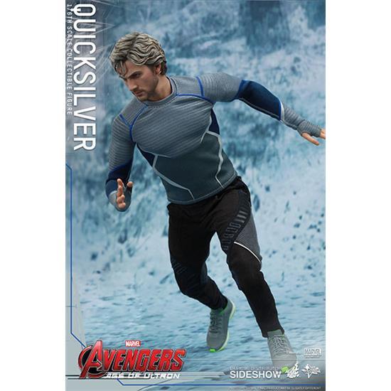 avengers quicksilver movie masterpiece 16 skala