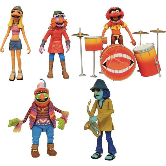 Muppet Show: Band Members Action Figure Box Set SDCC 2020 Exclusive