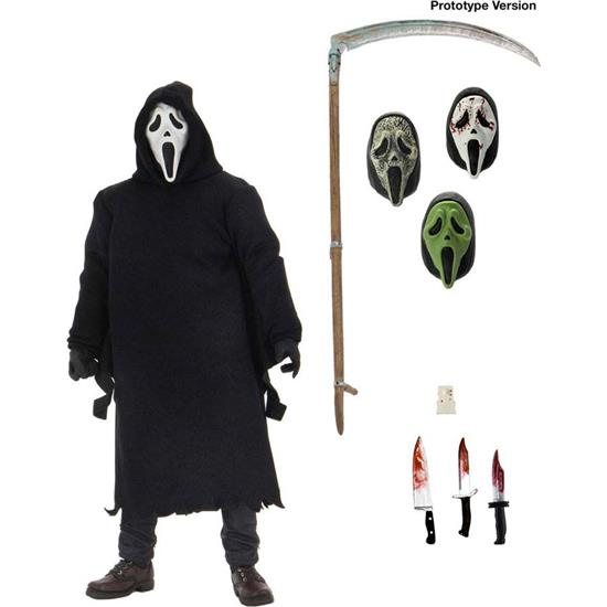 Scream: Ultimate Ghostface Action Figure 18 cm