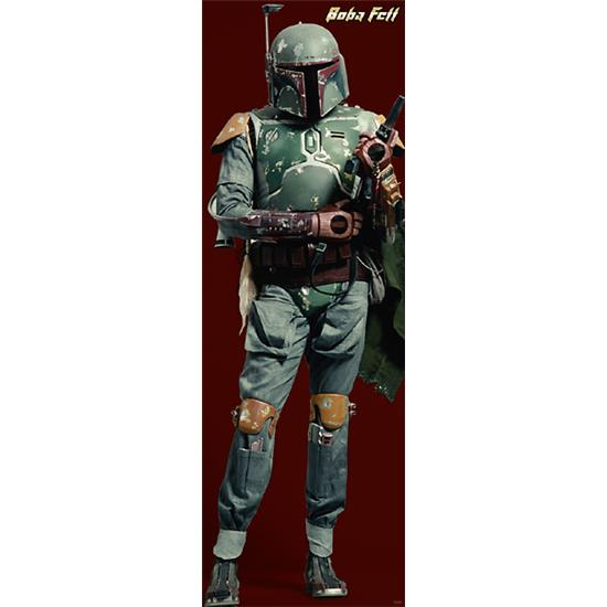 Star Wars: Boba Fett dørplakat