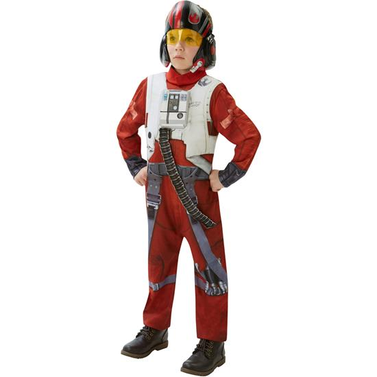 Star Wars: Poe (X-Wing Fighter) Deluxe Kostume