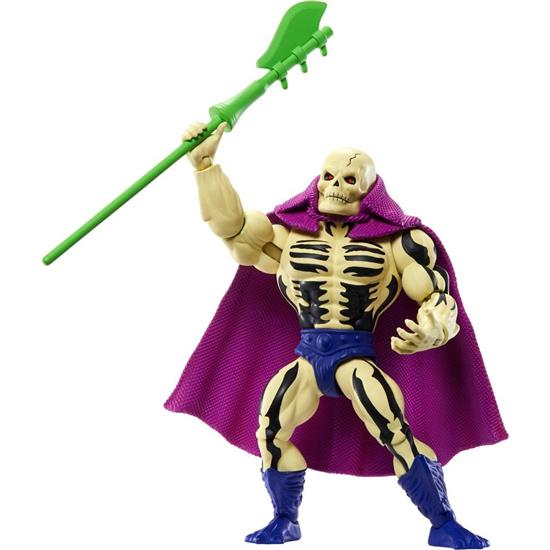 Masters of the Universe (MOTU): Scare Glow Origins Action Figure 14 cm