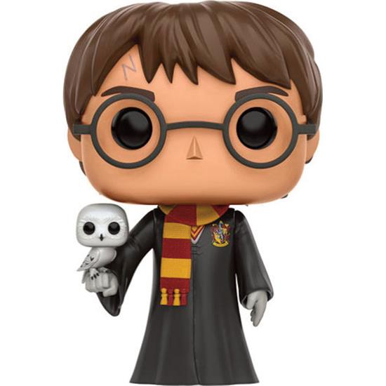 Harry Potter: Harry Potter POP med Hedwig (#31)