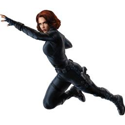 Merchandise med Black Widow