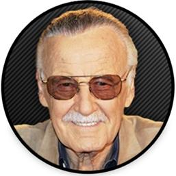Merchandise med Stan Lee