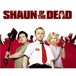 Shaun of the Dead Merchandise