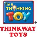 Merchandise produceret af Thinkway Toys