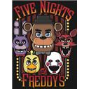 Five Nights at Freddy's (FNAF) Merchandise